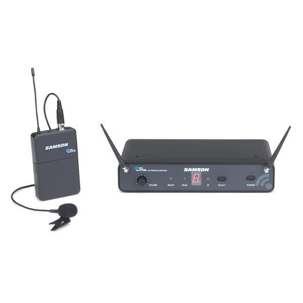 CONCERT 88 UHF CAMERA LAVALIER SYSTEM - C (638-662 MHZ)