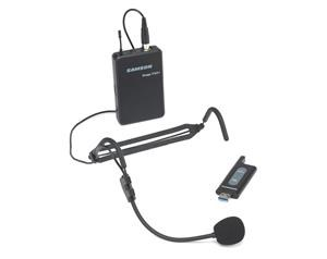 Xpd1 Headset - Usb Digital Wireless System - 2.4 Ghz