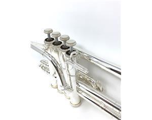 Etr823s Trombino Sib/la Finitura Argentata