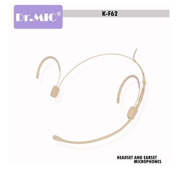 K-F62C HEADSET MIC 3 PIN