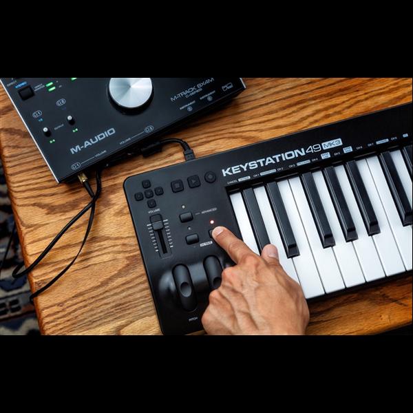 KEYSTATION 49 MK3 TASTIERA CONTROLLER MIDI USB