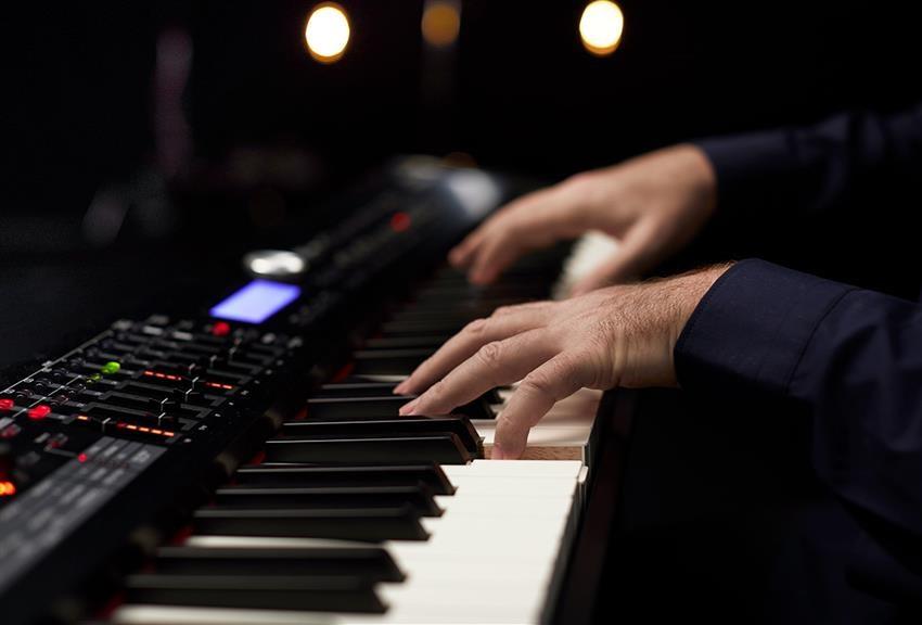 Panca per pianoforte trapuntata strumenti musicali marino baldacci