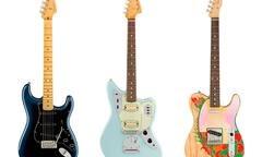 Chitarre Elettriche Fender : 3 modelli a confronto