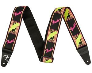 NEON MONOGRAMMED YELLOW/PINK TRACOLLA
