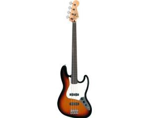 JAZZ BASS STANDARD RW BROWN SUNBURST