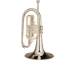 OP-FH750S MARCHING MELLOPHONE SILVER