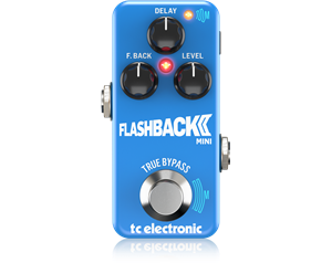 FLASHBACK 2 MINI DELAY PEDALE