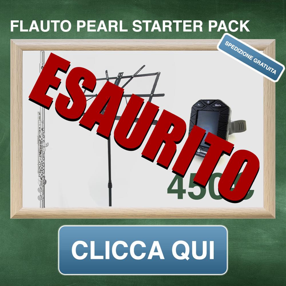 Flauto pearl starter pack