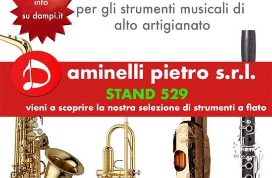 Daminelli Pietro al Cremona Winds