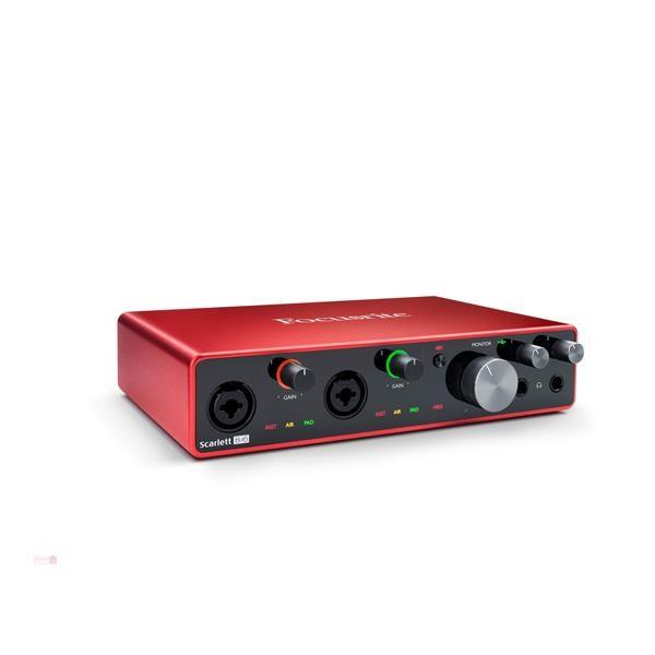 SCARLETT 8I6 3RD GENERAZIONE SCHEDA AUDIO USB