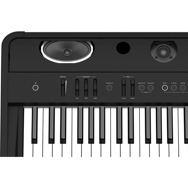FP90 BK PIANOFORTE DIGITALE