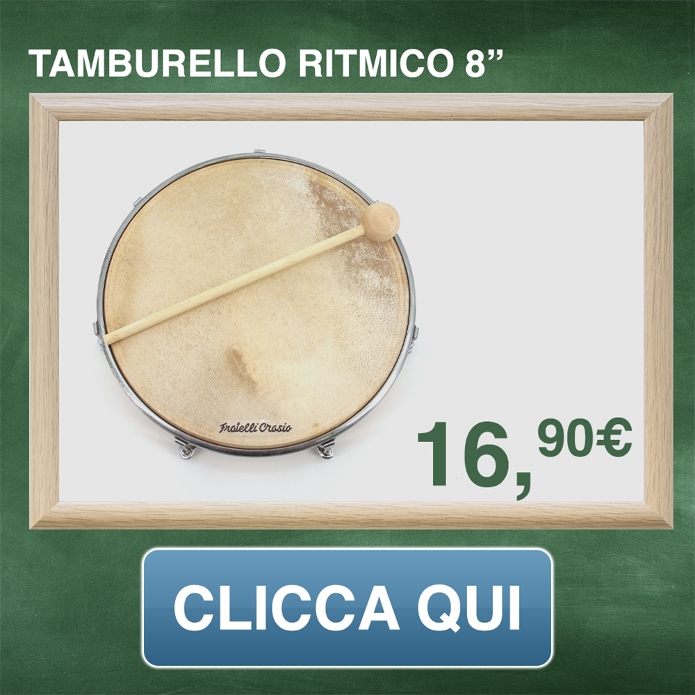 tamburello ritmico