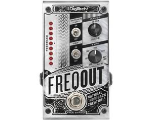FREQOUT PEDALE FEEDBACK