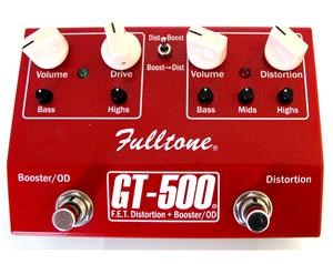 GT500 F.E.T DISTORTION+BOOSTER/OD