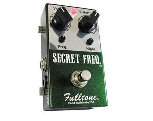 SECRET FREQ PEDALE OVERDRIVE