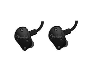 FXA2 PRO METALLIC BLACK IN EAR MONITORS AURICOLARI