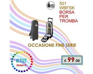 501 WBFSK BORSA PER TROMBA