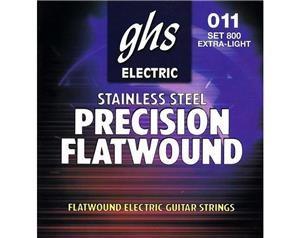 SET800 EXTRA LIGHT PRECISON FLATWOUND