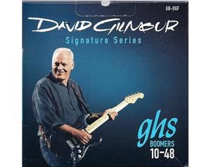 GB-DGF BOOMERS DAVID GILMOUR SIGN BLUE