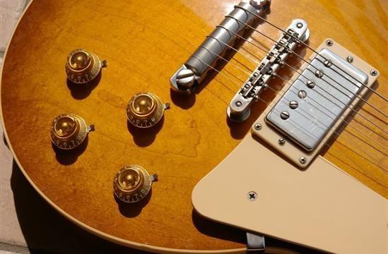 Miti del rock: la chitarra elettrica Gibson Les Paul