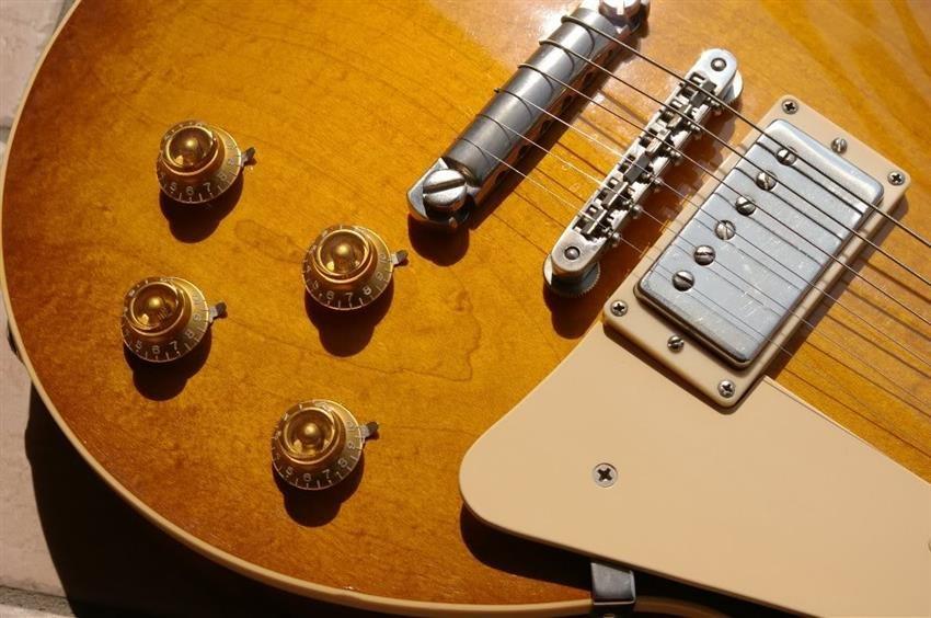 Gibson custom shop eds double neck heritage cherry