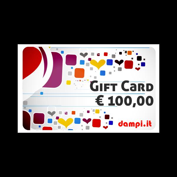 GIFT CARD € 100