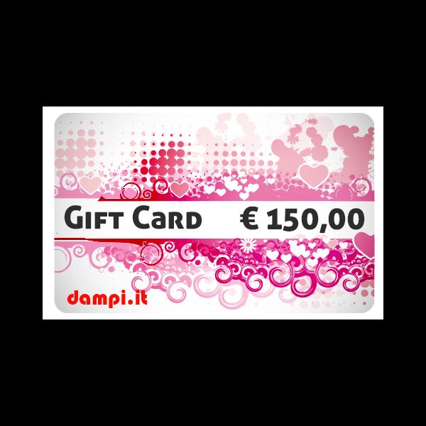 GIFT CARD € 150