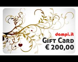 Gift Card € 200