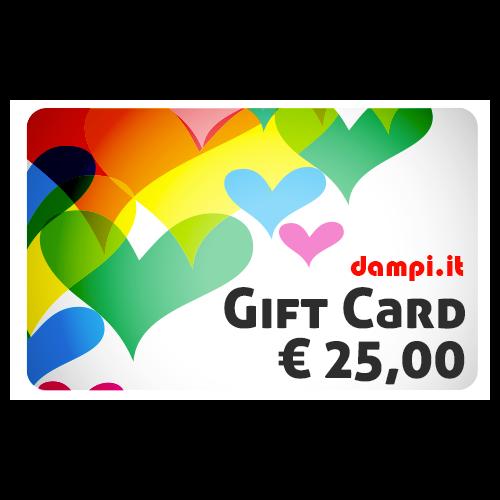 GIFT CARD € 25