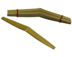 10pz Canna Sagomata Sgorbiata Oboe