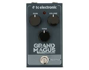 GRAND MAGUS DISTORTION PEDALE