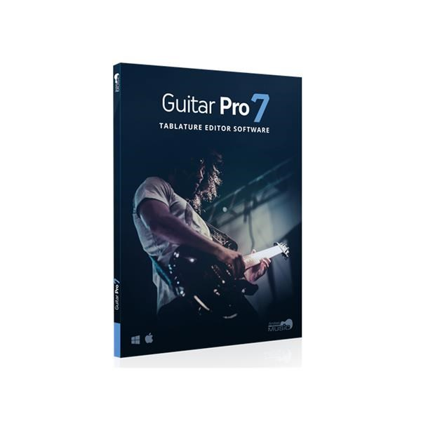 GUITAR PRO 7 SOFTWARE