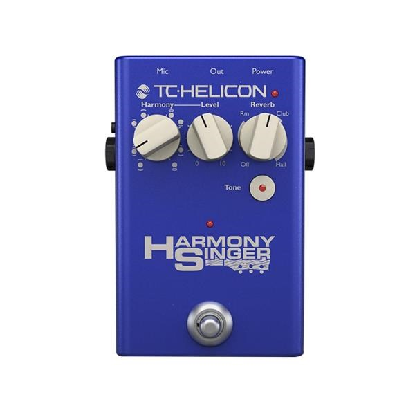HARMONY SINGER 2 PEDALE EFFETTO VOCE