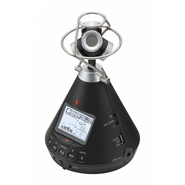 H3 VR REGISTRATORE DIGITALE AMBISONIC