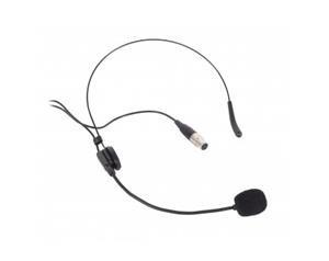 HCM25 HEADSET MICROFONO MINI XL 4P