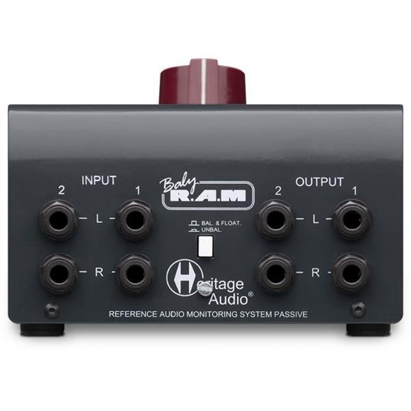 BABY RAM CONTROLLER AUDIO
