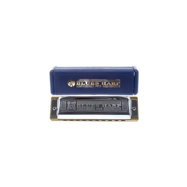 532/20 DO MS BLUES HARP 20 VOCI ARMONICA