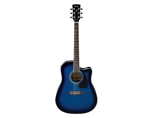 PF15ECE-TBS - TRANSPARENT BLUE SUNBURST