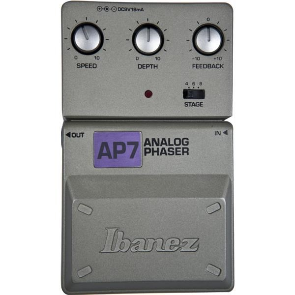 AP7 PHASER PEDALE