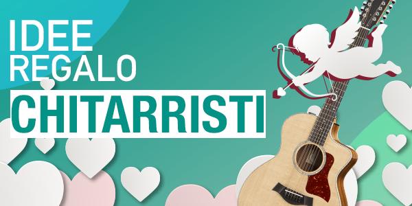 idee regalo per san valentino per chitarristi