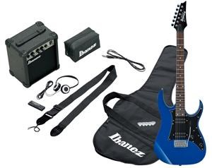 IJRG200-BL JUMPSTART - BLUE - KIT CON AMPLIFICATORE E CUFFIE