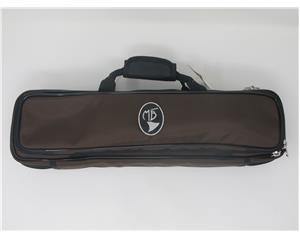 MB CUSTODIA FLAUTO CON BAG MARRONE