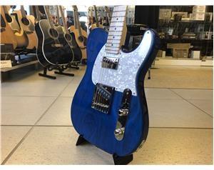 ASAT CLASSIC BLUESBOY CLEAR BLUE