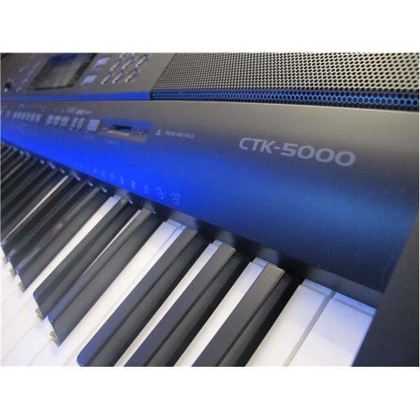 CTK-5000 USATO CON BORSA