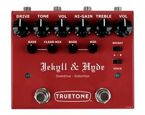 JEKILL&HYDE V3 OVERDRIVE DISTORTION
