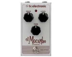 EL MOCAMBO OVERDRIVE PEDALE