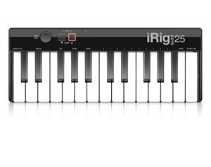 Irig Keys 25 - Mini Master Keyboard A 25 Tasti Per Sistemi Pc E Mac