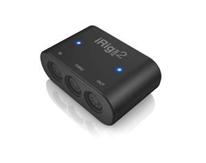 Irig Midi 2 - Interfaccia Midi Per Sistemi Android, Ios, Pc E Mac