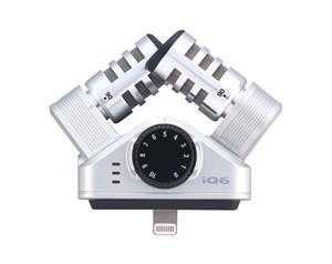 IQ6 - MICROFONO X/Y PER IPHONE5/IPOD TOUCH/IPAD MINI