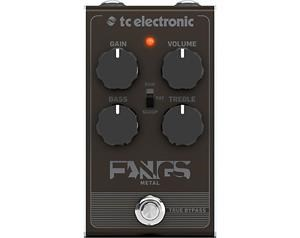 FANGS METAL DISTORTION PEDALE